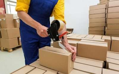 The 24-7 Steller Packing Pick and Pack Fulfilment Service