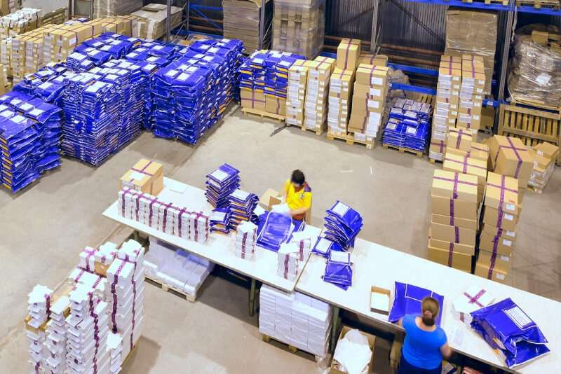 Contract Packing UK Services